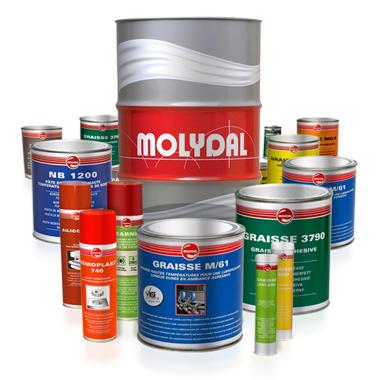 MOLYDAL - Lubrificantes e outros Fluídos Indústria