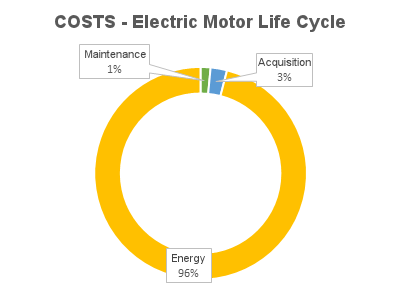 COSTS - Electric Motor Life Cycle